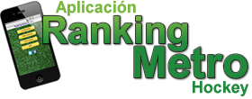 Ranking Metro - Hockey